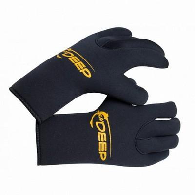 Перчатки для подводной охоты неопреновые NewDeep SUPER STRETCH 5mm,  - купить со скидкой
