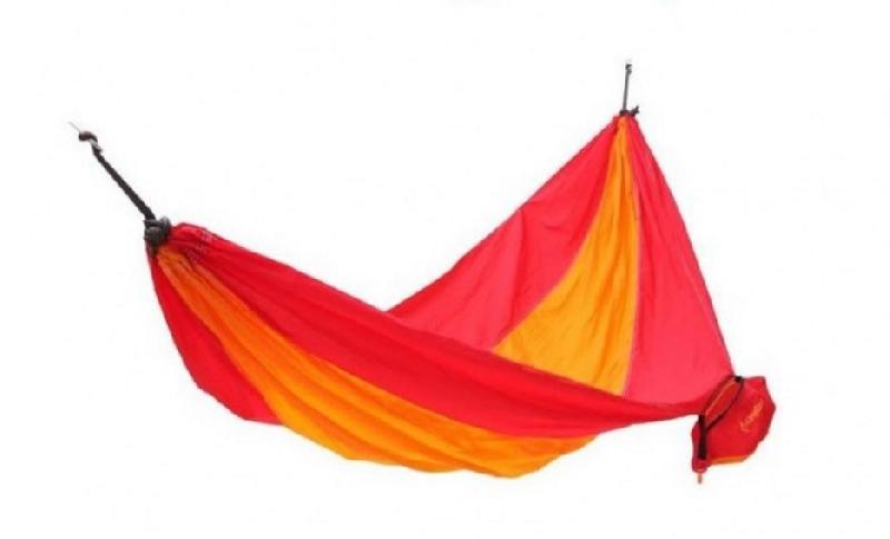Гамак Kingcamp Parachute Hammock Красно-Желтый
