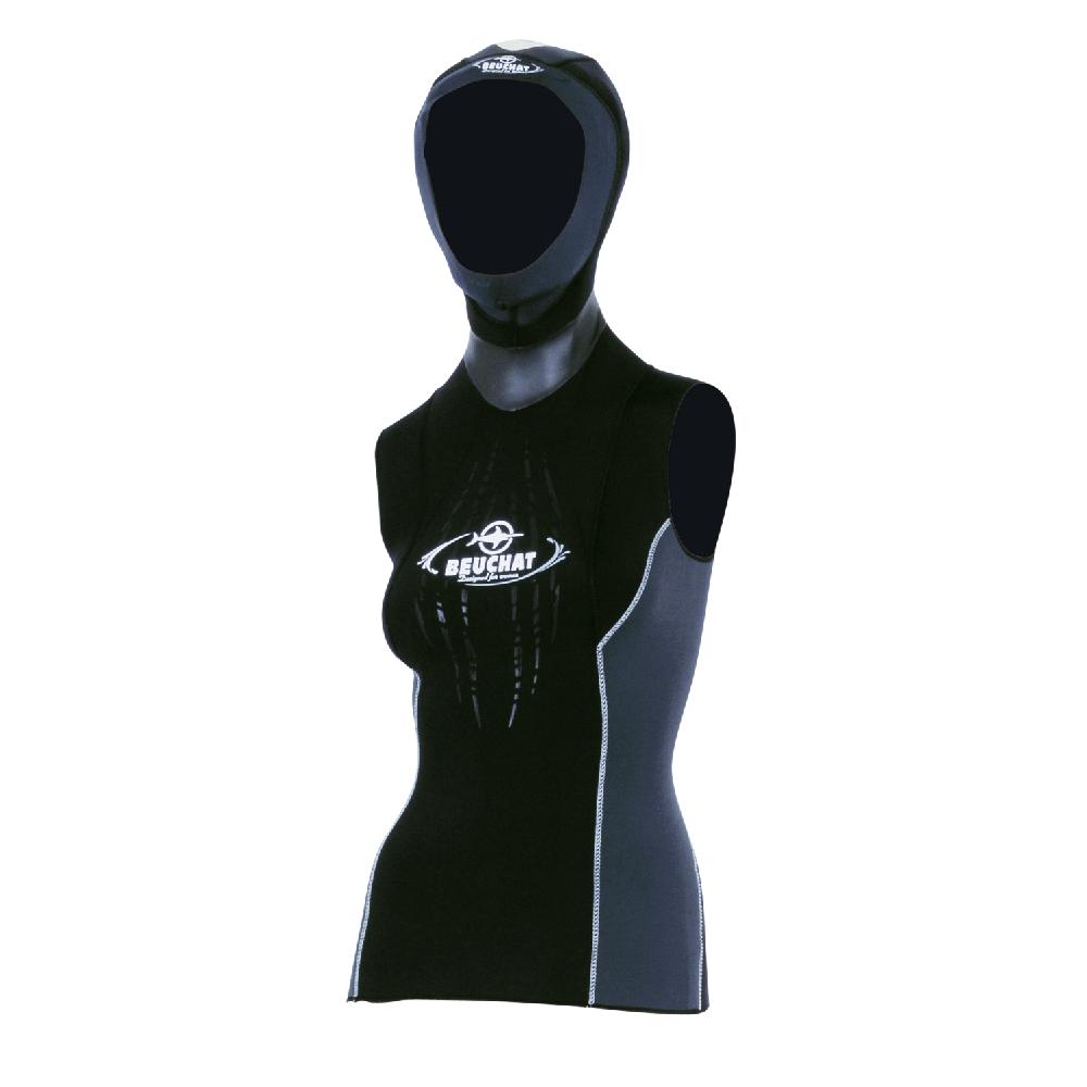 Жилет Beuchat Vest Focea Comfort Titanium Lady, 2,5 Мм