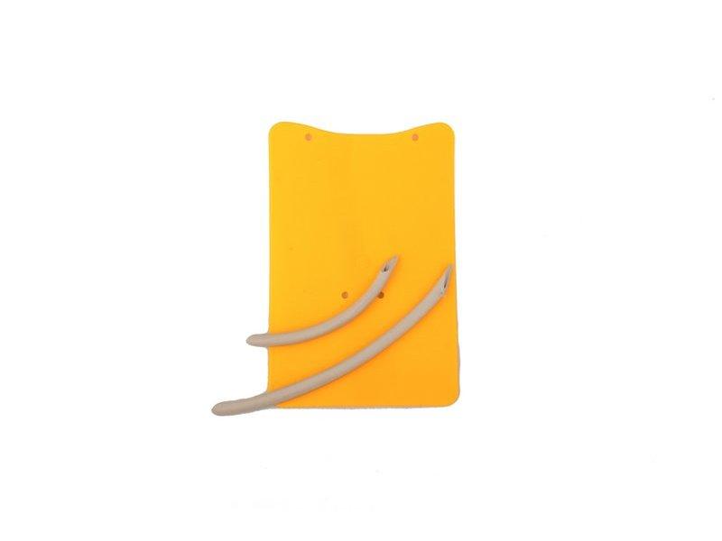 Лопатки для плавания XL, пластмасс (пара) Alfa, ALP-1  - купить со скидкой