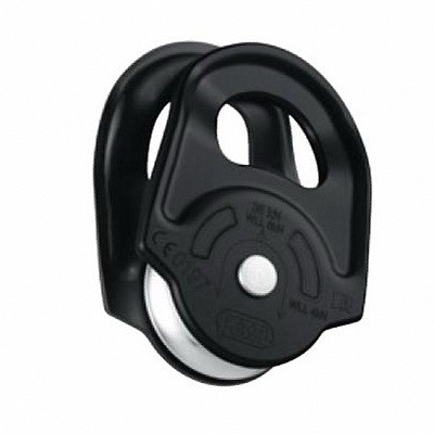Блок-ролик Petzl RESCUE black фото картинка