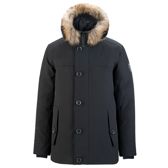 Куртка Сивера Хорт 2.1 Черная фото