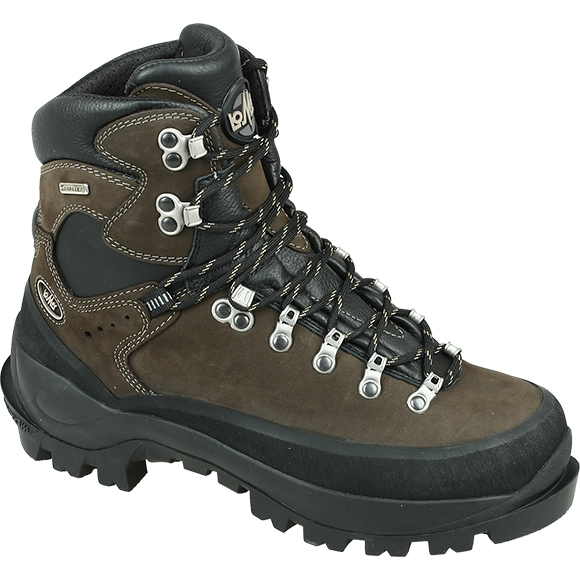 Треккинговые Ботинки Lomer Everest Antra/black