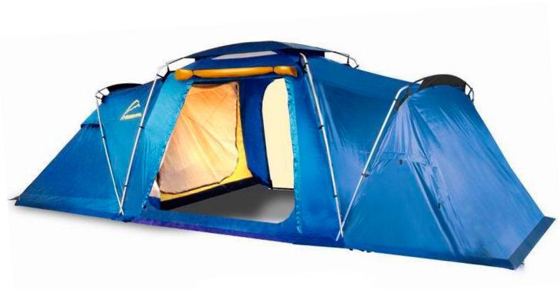 Купить со скидкой Палатка Нормал Бизон Люкс Хаки