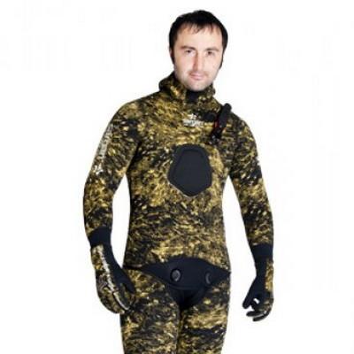 Куртка От Гидрокостюма Для Подводной Охоты Sargan Сталкер Rd2.0 3 Мм