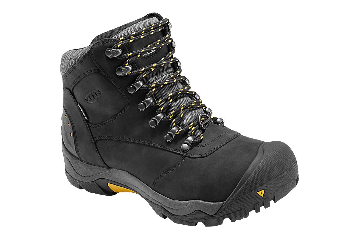 Треккинговые Ботинки Keen Revel Ii Black/yellow
