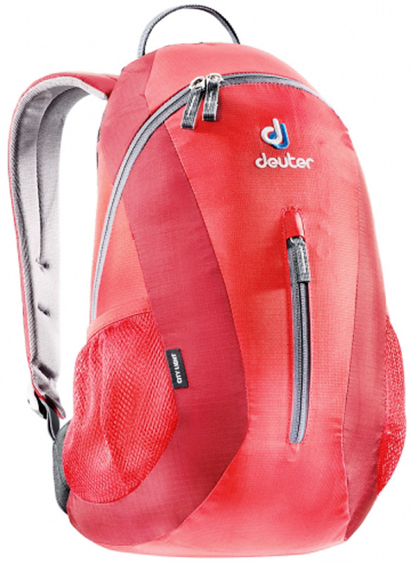 Рюкзак Deuter CITY LIGHT 16 fire/cranberry фото картинка