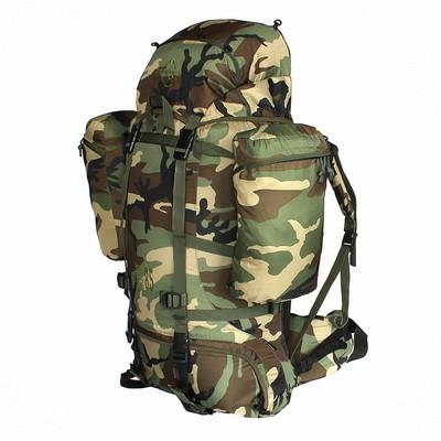 Рюкзак туристический Снаряжение КАНЬОН 110+ кмф, x448  - купить со скидкой