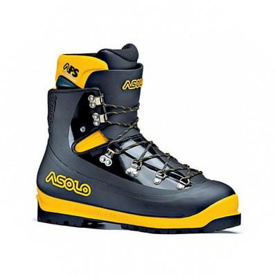 e733efb7 Треккинговые ботинки Asolo AFS 8000 black/yellow - купить в ...