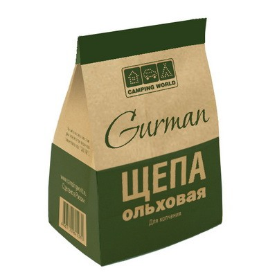 Щепа Ольховая Camping World Gurman 2.5Л