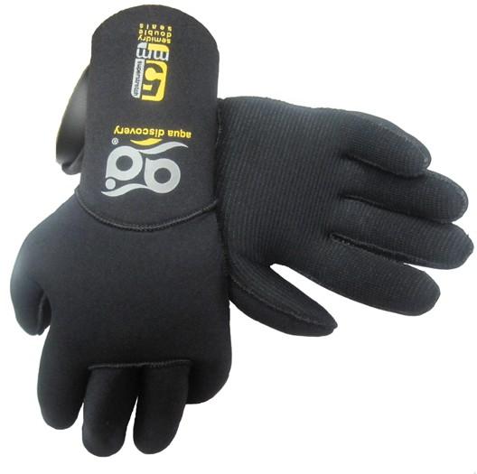 Перчатки Для Подводной Охоты Неопреновые Aquadiscovery Smooth Wrist 5Мм