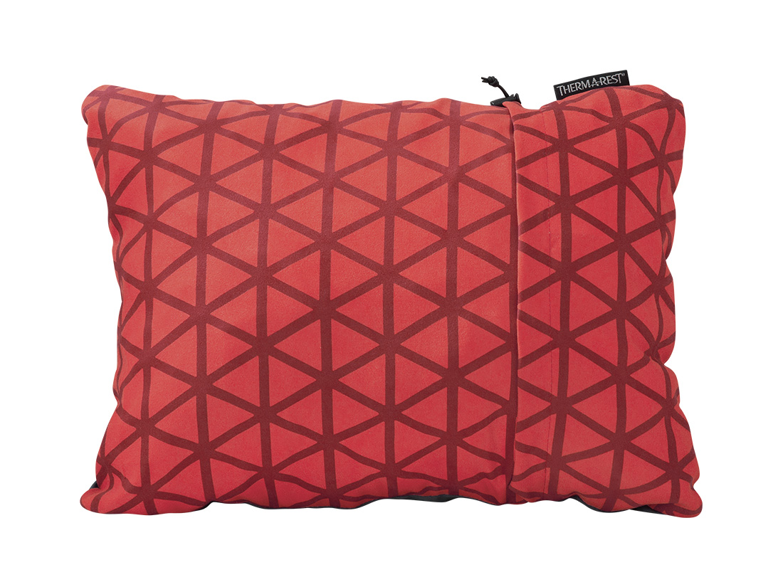 Подушка Therm-A-Rest Compressible Pillow Large Cardinal фото