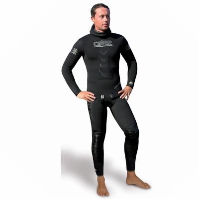 Штаны От Гидрокостюма Для Подводной Охоты Omersub Gold Black 9 Мм - 6