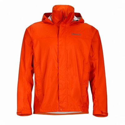 Куртка Marmot PRECIP JACKET NEW orange haze, 41200-9316-L  - купить со скидкой