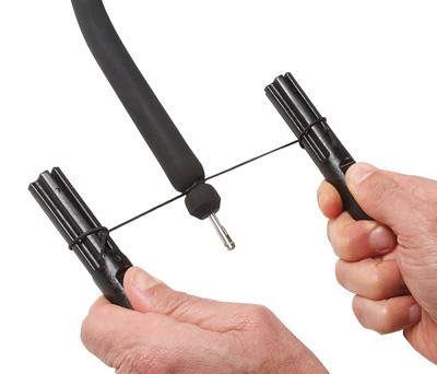 Инструмент Omer для завязывания узлов (2шт.), OM 3016  - купить со скидкой