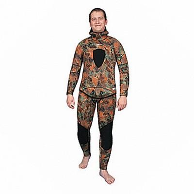 Штаны от Гидрокостюма для подводной охоты AquaDiscovery CALCAN brown 5 мм, 12570  - купить со скидкой