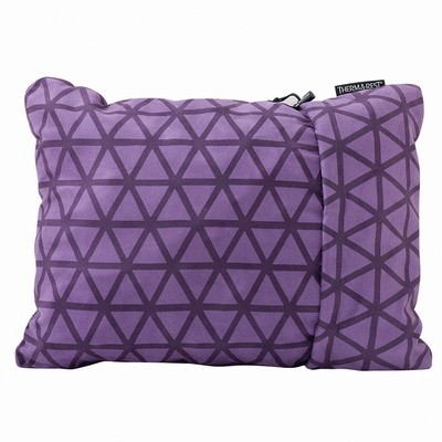 Подушка Therm-A-Rest Compressible Pillow X-Large Amethyst фото