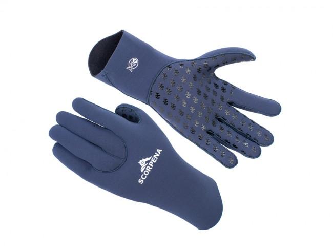 Перчатки Scorpena B - 3 Мм, Синий