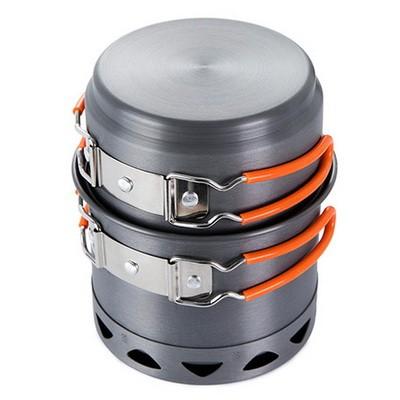 Набор посуды Fire-Maple FMC-217 из анодированного алюминия, 1407227  - купить со скидкой
