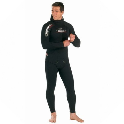 Куртка От Гидрокостюма Для Подводной Охоты Beuchat Mundial Competition 5 Мм