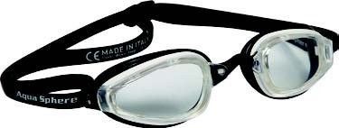 Очки Для Плавания Aquasphere K180+ Прозрачные Линзы Green/black фото