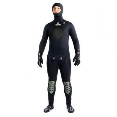 Куртка От Гидрокостюма Для Подводной Охоты Sargan Сивуч 2.0 7 Мм