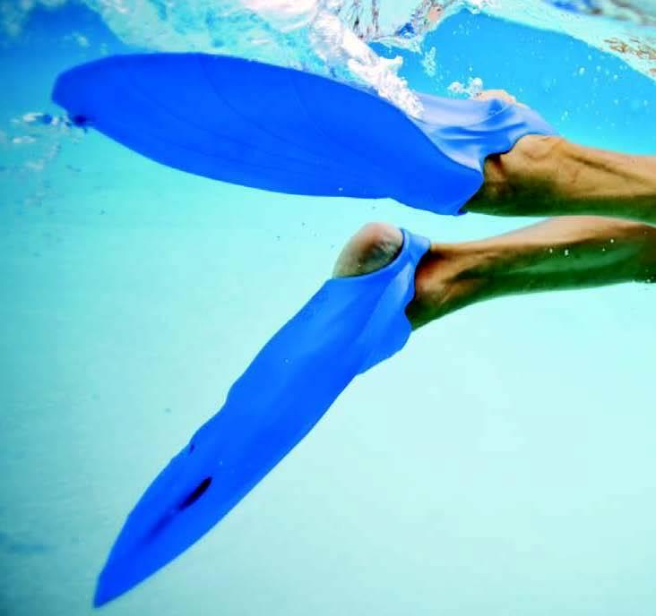 всегда картинки с плавания в ластах будет легче