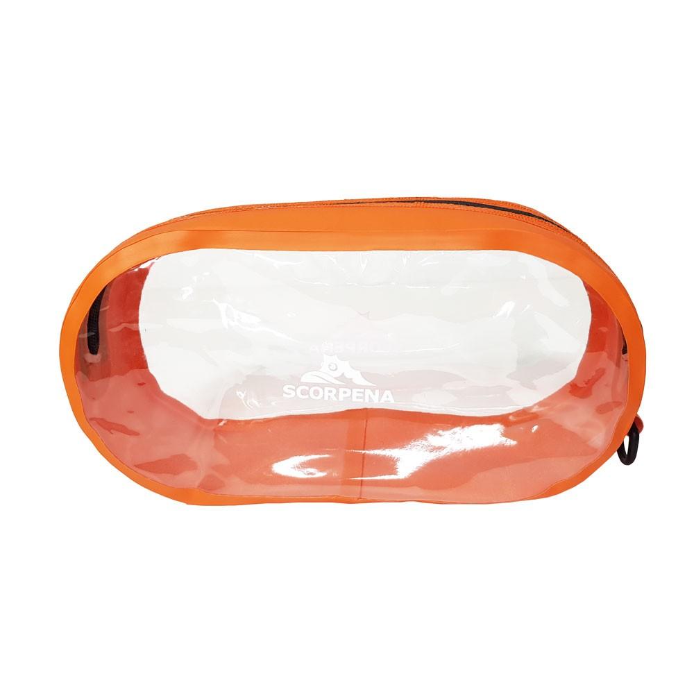 Сумочка для аксессуаров или аптечки, оранжевая, SCO34055022  - купить со скидкой