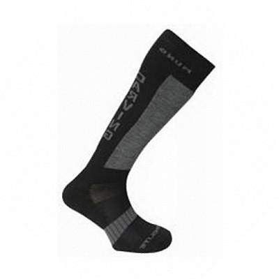 Носки Mund Carving Черные фото