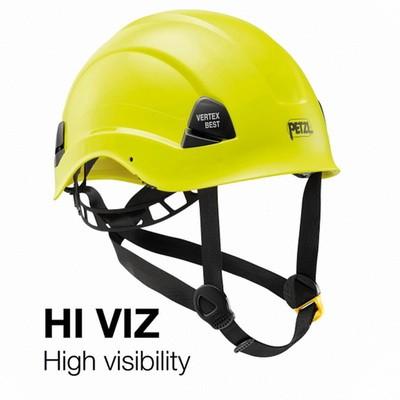 Каска Petzl Vertex Best  Hi-Viz Yellow
