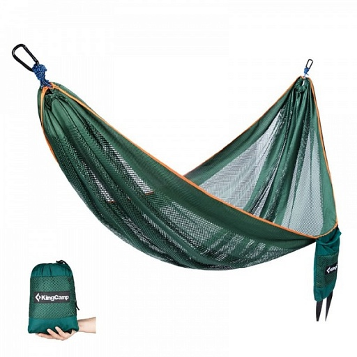 Гамак Kingcamp Cool Hammock Зеленый