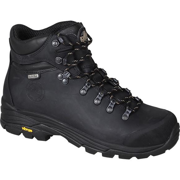 Треккинговые ботинки Lomer TONALE antra/black,  - купить со скидкой