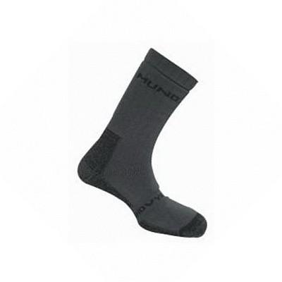 Носки Mund TEIDE ANTIBAC серые, 304-1-M  - купить со скидкой