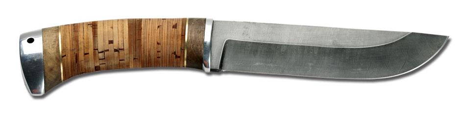 Нож Альбатрос Буйвол (Дамасск, Наборный) фото