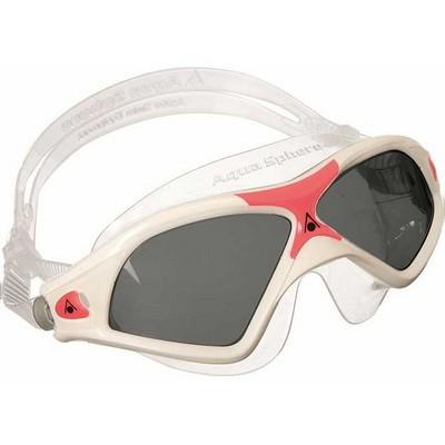 Очки для плавания AquaSphere SEAL XP 2 Lady темные линзы white/red obsession, TN 138300  - купить со скидкой