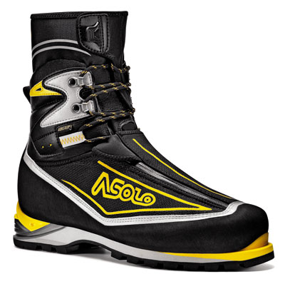 Треккинговые Ботинки Asolo Eiger Gv Black/yellow