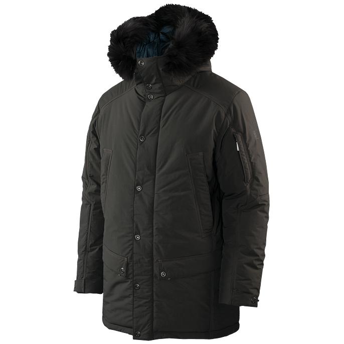 Куртка Мужская Теплая Сивера Стоян 2.0 Уголь фото