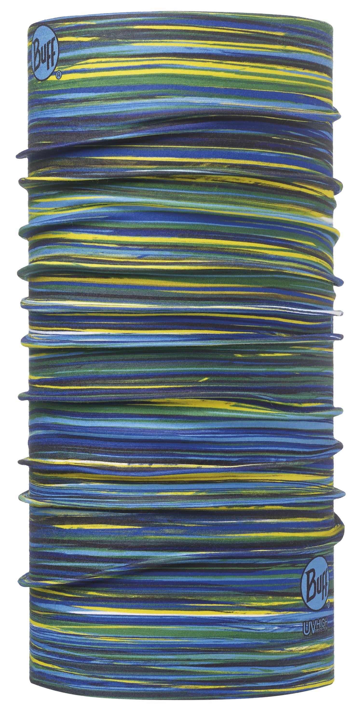 Бандана Buff HIGH UV PROTECTION jabe blue, 111444.707.10.00  - купить со скидкой