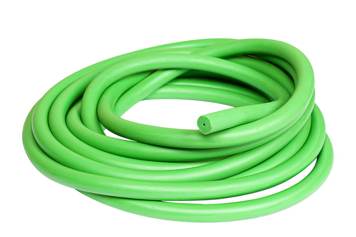 Тяж Salvimar S400 d14мм латексный (цена за 1см) зеленый,  - купить со скидкой