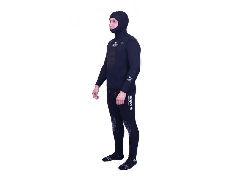 Куртка От Гидрокостюма Для Подводной Охоты Sargan Калан 2.0 9 Мм