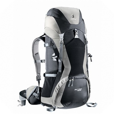 Фото рюкзак deuter act lite 40+10 fire/cranberry