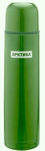 Термос Арктика 103-1000 1.0л зеленый,  - купить со скидкой