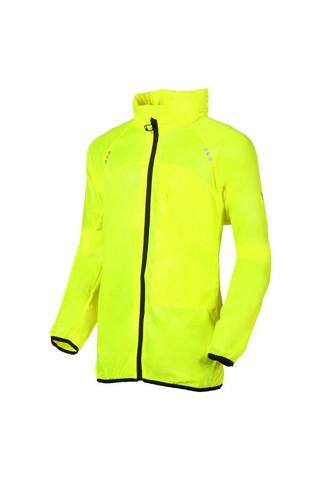 Ветровка Мужская Непромокаемая Мембранная Mac In A Sac Active Lite Желтая фото