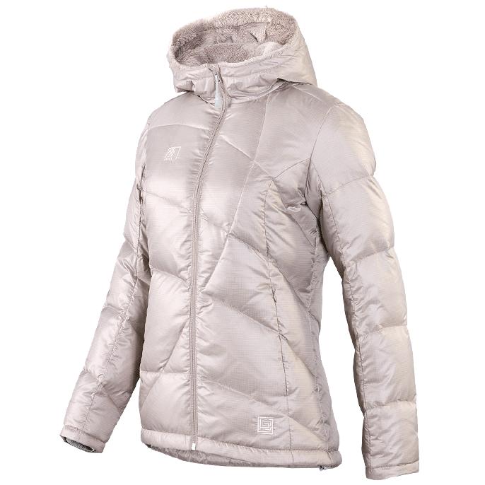 Купить со скидкой Куртка Пуховая Женская Сивера Арта Лён