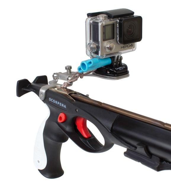 Крепление видеокамеры на арбалет Scorpena C, SCO19169087  - купить со скидкой