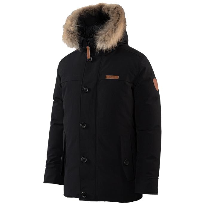 Купить со скидкой Куртка Пуховая Мужская Сивера Хорт 2.0 Черная