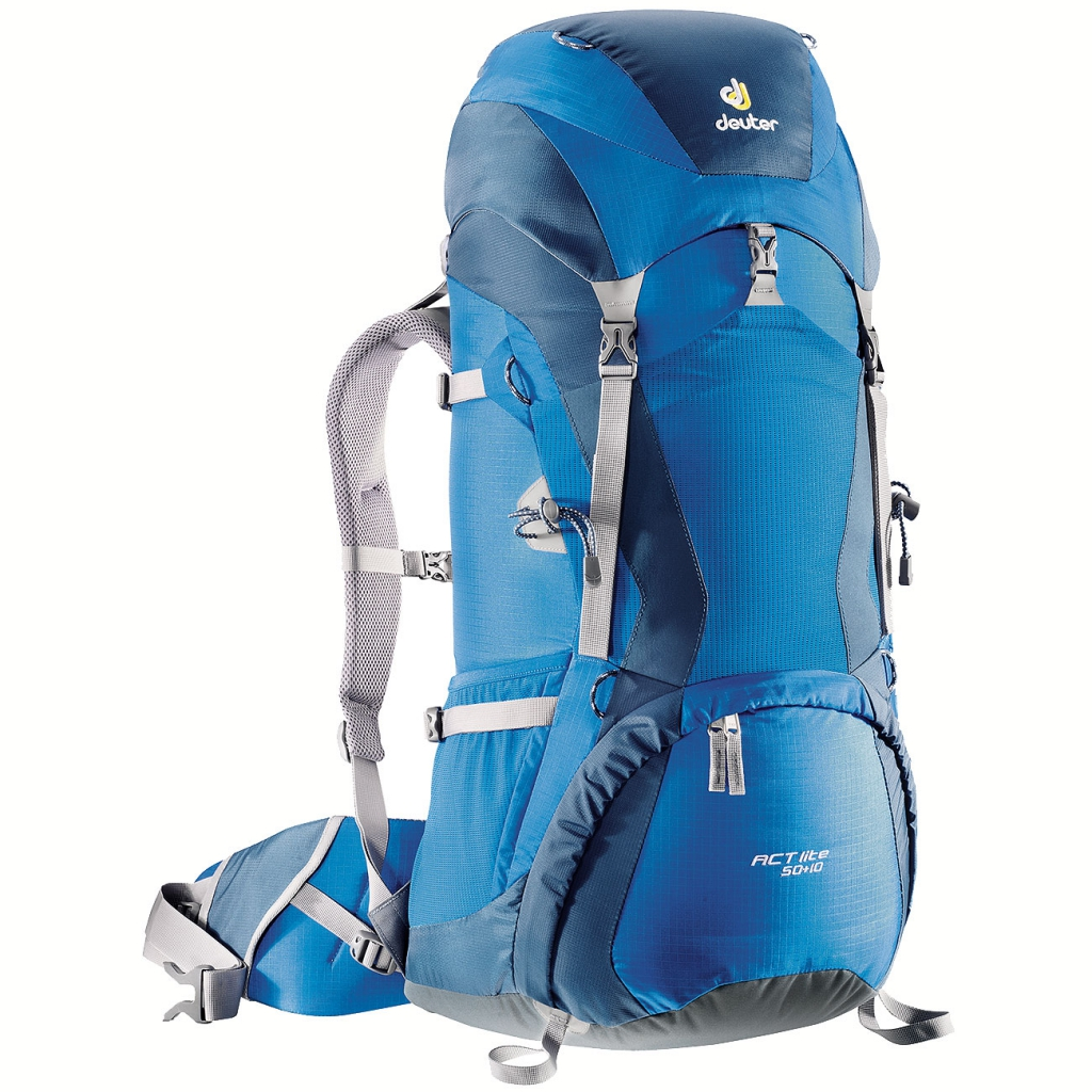 Фото рюкзак deuter act lite 50+10 bay/midnight