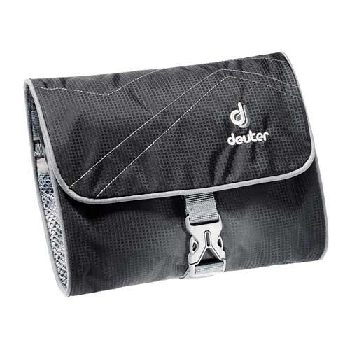 Косметичка Deuter WASH BAG I black/titan, 39414 7490  - купить со скидкой