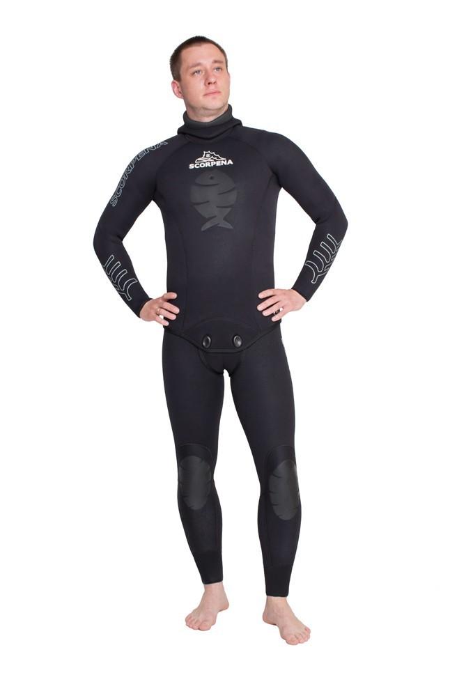 Куртка От Гидрокостюма Для Подводной Охоты Scorpena A2 7Мм