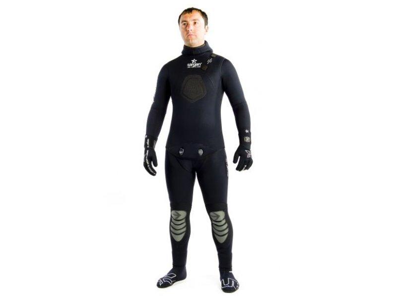 Куртка От Гидрокостюма Для Подводной Охоты Sargan Сивуч 9 Мм